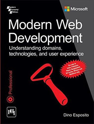 9788120352339: Modern Web Development: Understanding domains, technologies, and user experience