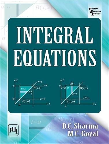 Integral Equations (Paperback): D.C. Sharma, M.C.