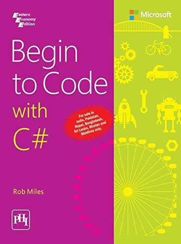 9788120352957: Begin To Code With C#