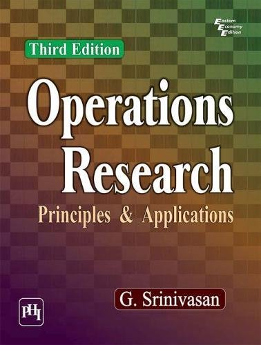 9788120353107: Operations Research: Principles and Applications