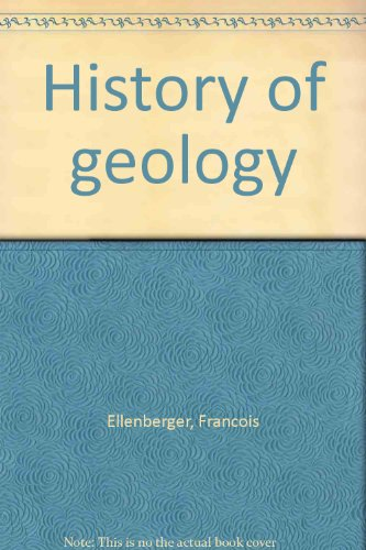 9788120410213: History of geology