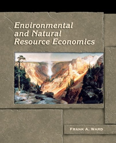 Natural resource economics: Theory and application in: n/a