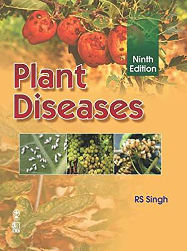 9788120417465: PLANT DISEASES 9TH ED