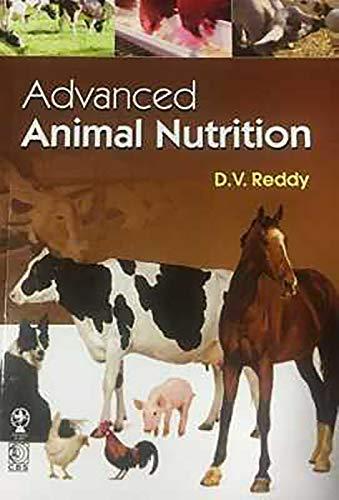 9788120417564: Advanced Animal Nutrition