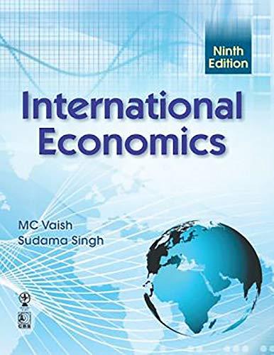 International Economics (9/E): Vaish, M.C.,Dr. Sudama