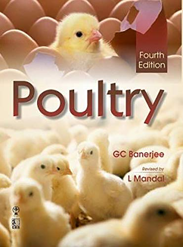 Poultry. 4th Edn: Banerjee, G.C.
