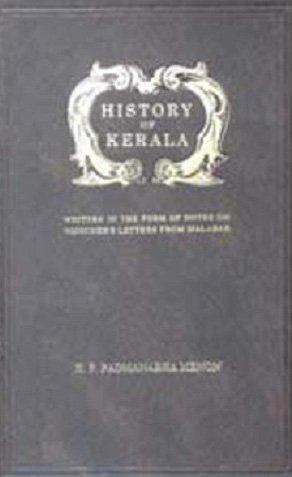 History of Kerala: Padmanabha Menon K