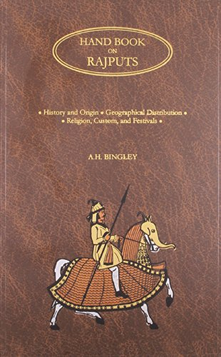 9788120602045: Handbook on Rajputs