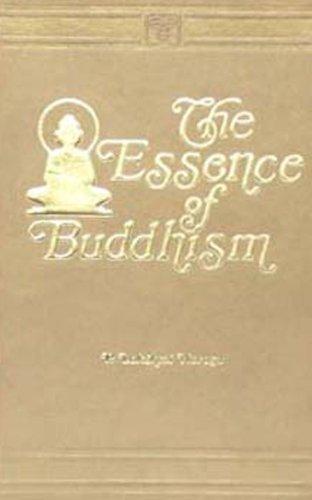 9788120602205: Essence Of Buddhism