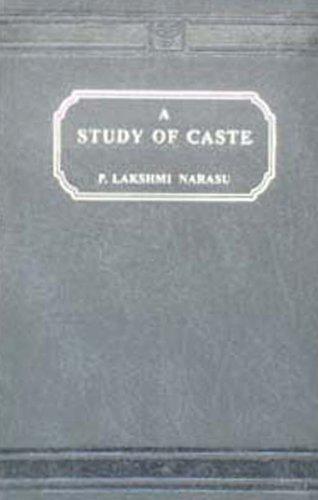 9788120604117: Study of Caste