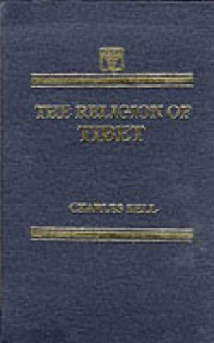 9788120604803: Religion of Tibet