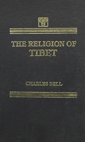 9788120604810: The Religion of Tibet