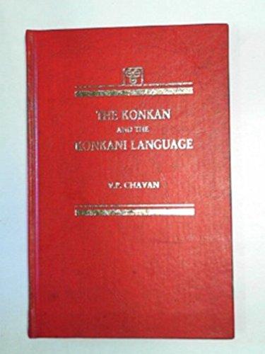 Konkan and the Konkani Language: V.P. Chavan