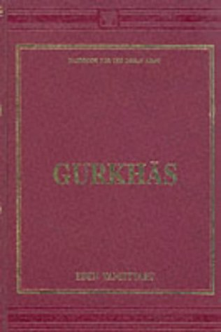 9788120607033: Gorkhas: Handbook for the Indian Army - Compiled Under the Order of the Government of India