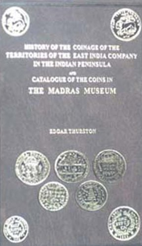 History of the Coinage of the Territories