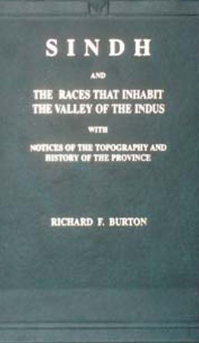 9788120607583: Sindh and the Races That Inhabit the Valley of the Indus