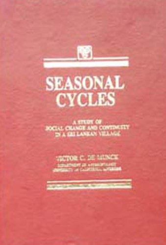 Seasonal Cycles: Victor C. De