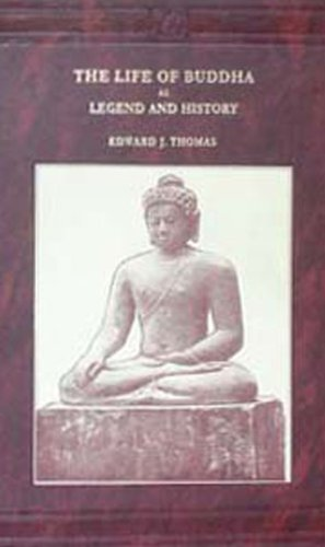 9788120609792: The Life of Buddha As Legend And History