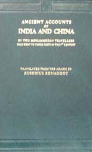 Ancient Account of India and China