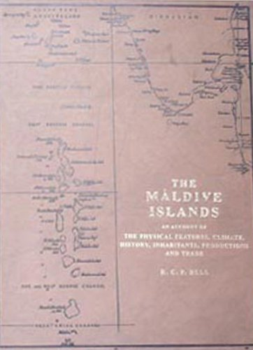 9788120612228: Maldive Islands - An Account of the Physical Feature Climate, History, Inhabitants, Production, and Trade