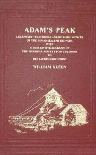 9788120612341: Adam's Peak