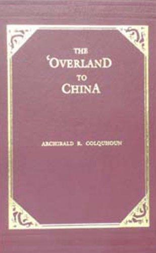 9788120612631: The Overland to China