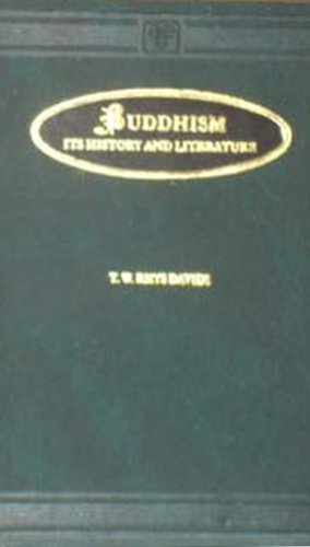 9788120614444: Buddhism : Its History and Literature