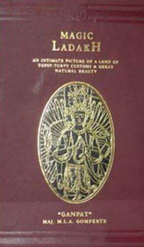Magic Ladhakh: M.L.A.Ganpat Gompartz
