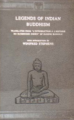 9788120616622: Legends of Indian Buddhism