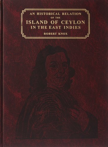 9788120618466: Historical Relation of the Island of Ceilon in the East Indies