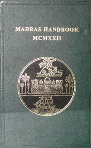 Indian Science Congress: Madras (A.D. 1922) Hand Book: Indian Science Congress