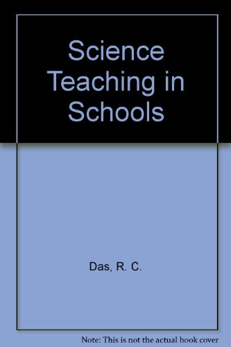 9788120700376: Science Teaching in Schools