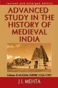 9788120710153: Advanced Study in the History of Medieval India Vol. 2
