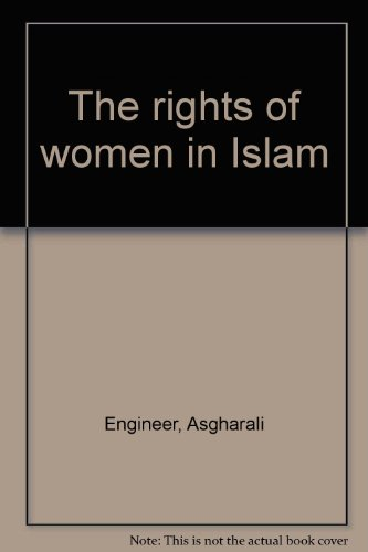 9788120713062: The rights of women in Islam