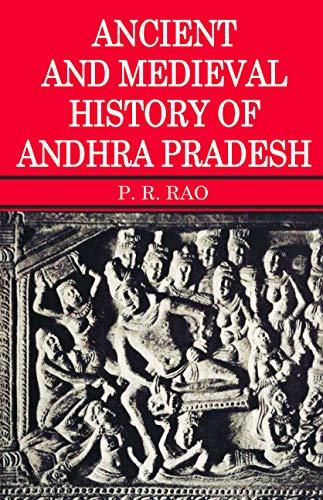 9788120715226: Ancient and medieval history of Andhra Pradesh