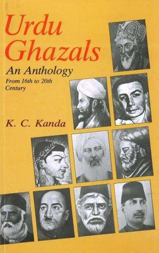 Urdu Ghazals: An Amthology From16th to 20th: K. C. Kanda