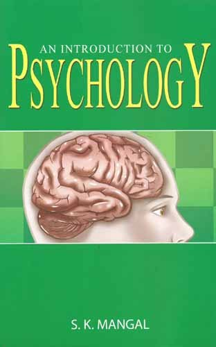 9788120718401: An Introduction to Psychology