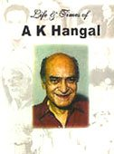 9788120721630: Life & Times of A.K. Hangal