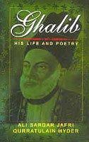 Ghalib: His Life and Poetry: Jafri, Ali Sardar;