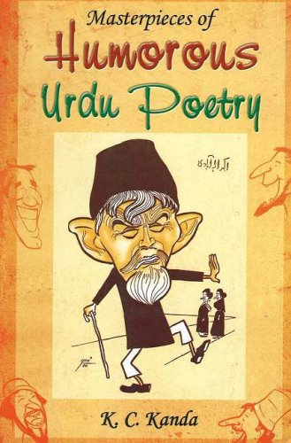 9788120723573: Masterpieces of Humorous Urdu Poetry (In Urdu Translated into English)