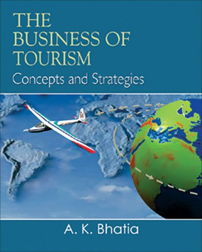 9788120731189: The Business of Tourism: Concepts and Strategies