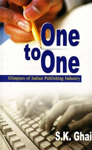 One to One: Ghai S.K.