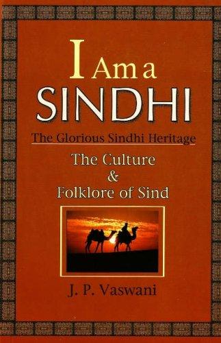 I am a Sindhi [Paperback] [Jan 01, 1656]: J.P. Vaswani.