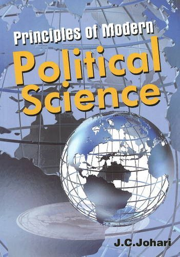 9788120743786: Principles of Modern Political Science