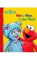 9788120748132: Red Or Blue I Like You