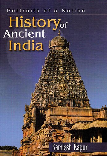 9788120749108: Portrait Of A Nation History Of Ancient India