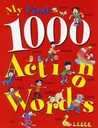 9788120751828: My First 1000 Action Words