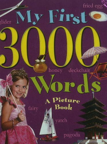 9788120757684: My First 3000 Words