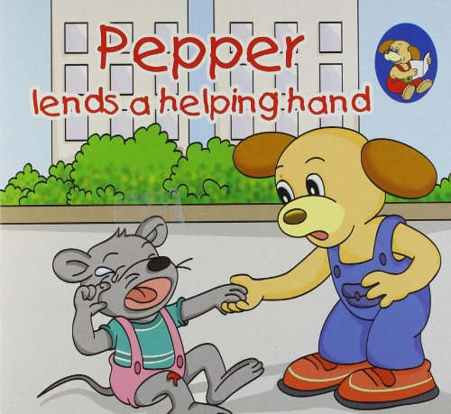 9788120764644: Pepper Lends A Helping Hand