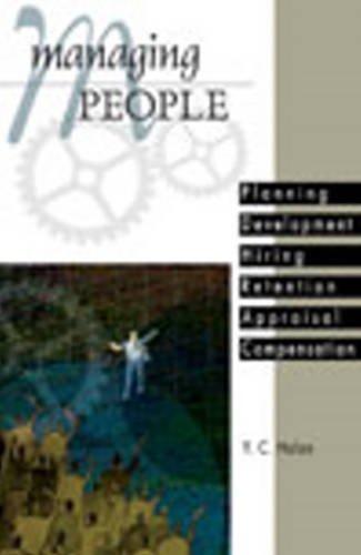 Managing People: Planning, Development, Hiring, Retention, Appraisal, Compensation: Halan, Y. C.